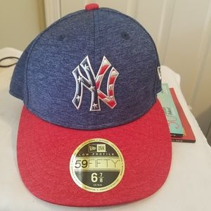 New Era 59fifty fitted Independence Day Hat